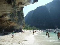 Top 5 most visited beaches in Thailand