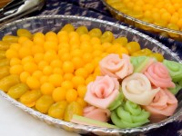 The wonderful world of Thai sweets