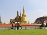 Must-see areas of Bangkok