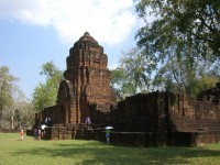 The best Khmer temples in Thailand