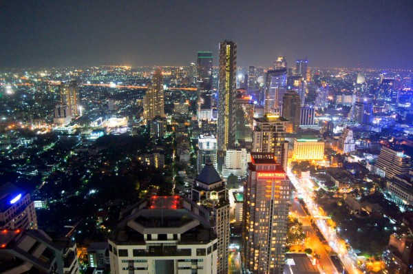 View over Bangkok, photo by Evoflash/Flickr