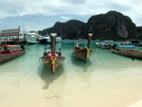 Visit the amazing Phi Phi Islands