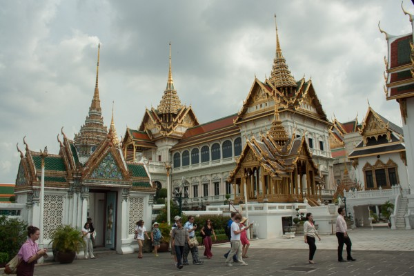 Bangkok Grand Palace VagabondTravels/Flickr