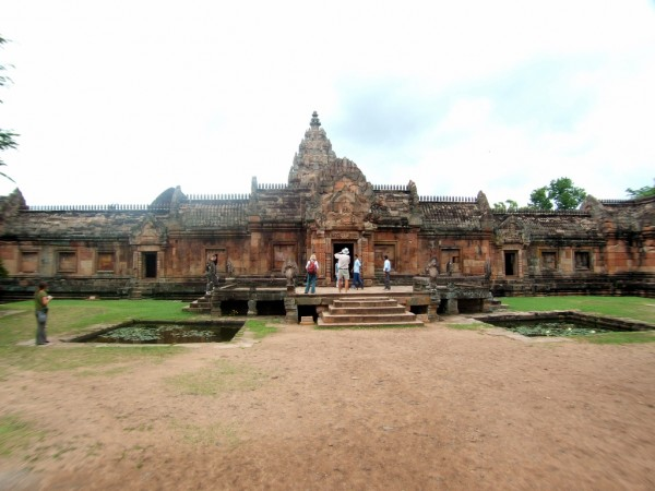 Temple at Phanom Rung Historical Park timparkinson/Flickr