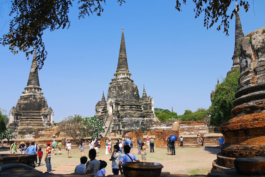 Ayutthaya tours from Bangkok  Thailand Travel Guides