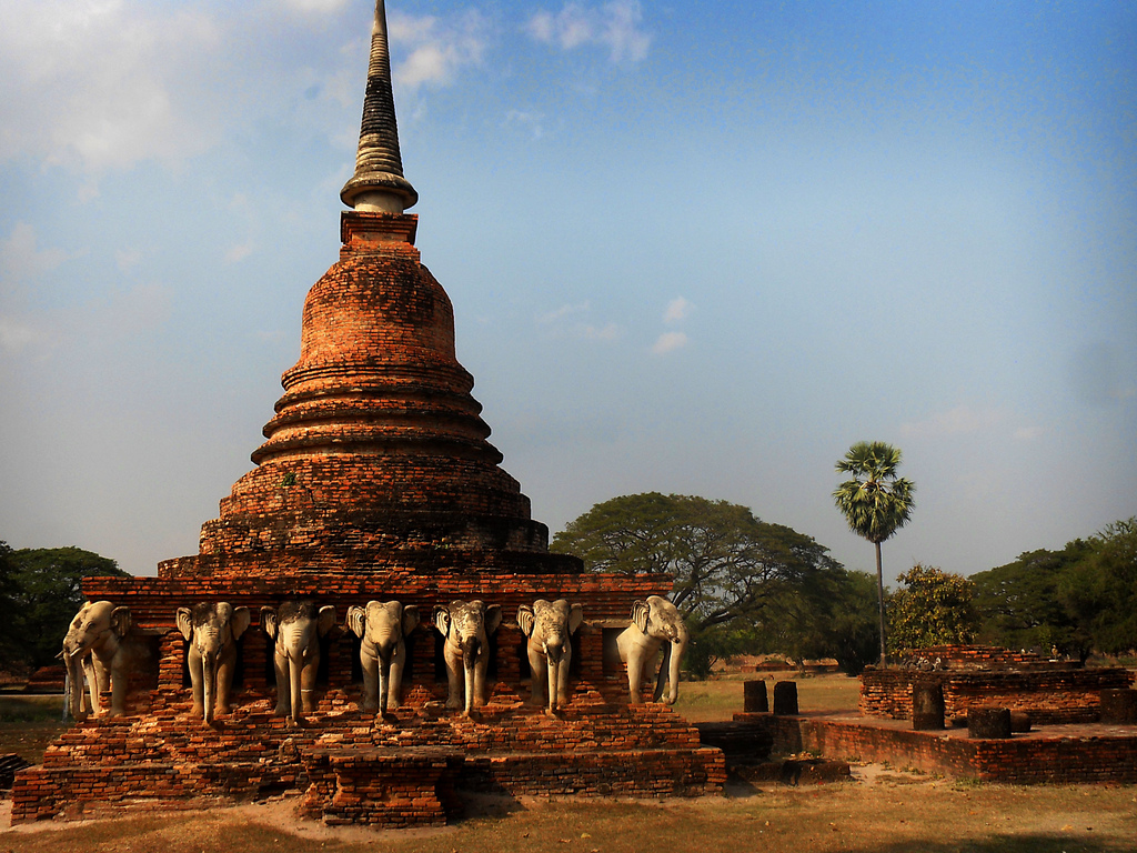 Visiting Sukhothai Province  Thailand Travel Guides