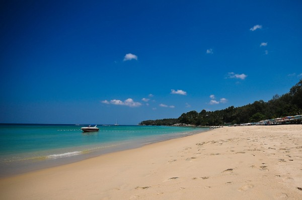 Surin Beach, Phuket MarkLeo/Flickr