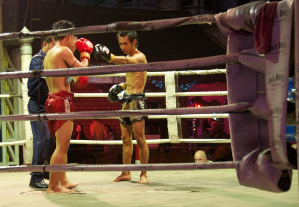 Thai boxing deerkoski/Flickr