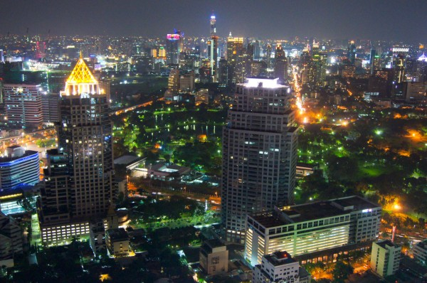 View over Bangkok Evoflash/Flickr