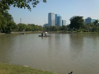 The most beautiful open spaces in Bangkok