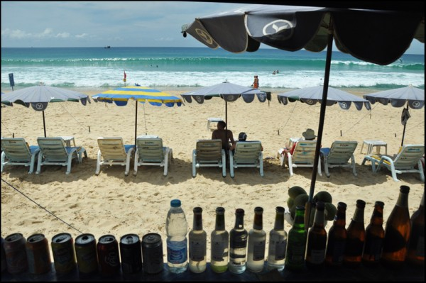 Patong Beach sunbeds Sukanto Debnath/Flickr