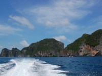 The most popular islands in Thailand