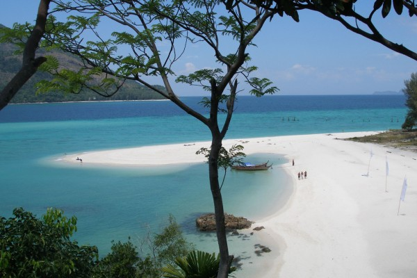 Ko Lipe beach Argenberg/Flickr