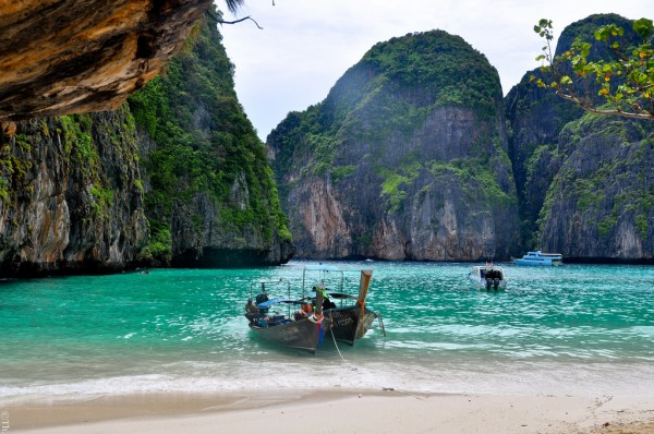 Maya Bay idirectori/Flickr