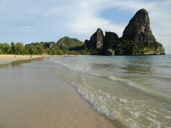 Railay Beach travelourplanet.com/Flickr