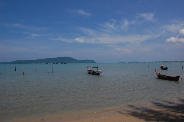 Phuket, bay edwin.11/Flickr