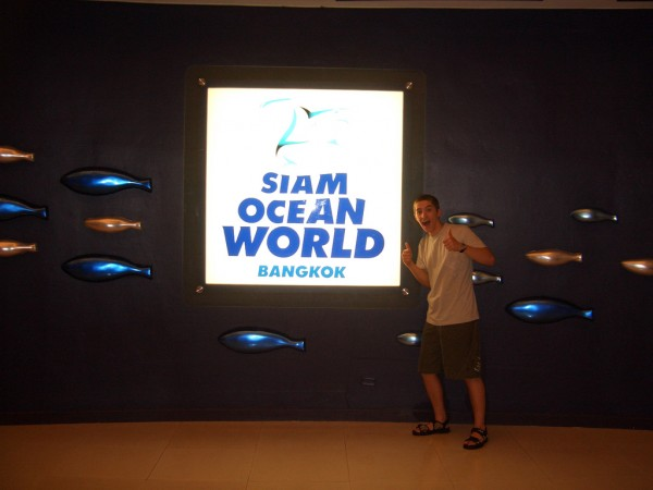 Siam Ocean World Will Ellis/Flickr