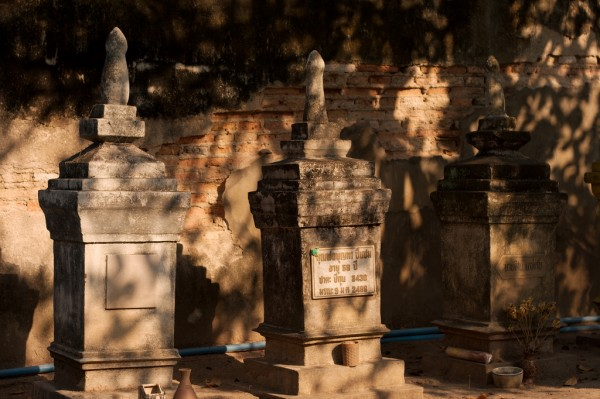 Chiang Mai Cemetery Christian Haugen/Flickr
