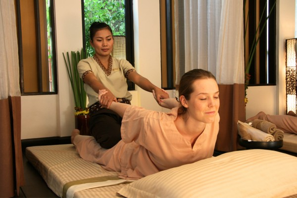 Classical Thai massage Tara Angkor Hotel/Flickr