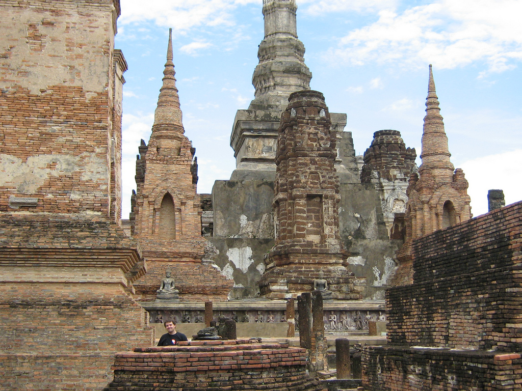 Tourist guide to Sukhothai  Thailand Travel Guides