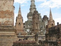 Tourist guide to Sukhothai