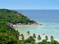 Most scenic islands in Thailand