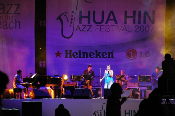 Hua Hin Jazz Festival chrisada/Flickr