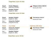 Fly from San Francisco to Chiang Mai starting from only $1,478 r/t