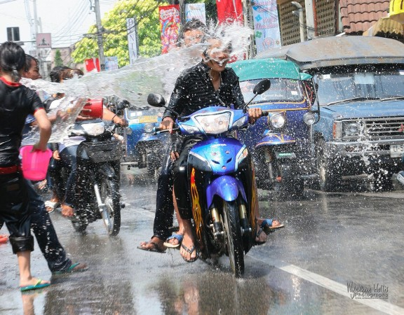 Songkran Festival Wyndham/Flickr
