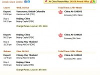China Air airfare to Chiang Mai from $870 r/t