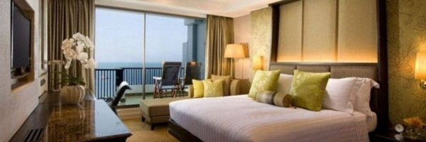 Dusit Thani Pattaya luxury hotel in Bangkok