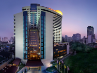 4 star Atrium Bangkok hotel for $54 a night