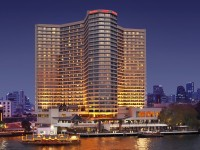Royal Orchid Sheraton luxury hotel in Bangkok